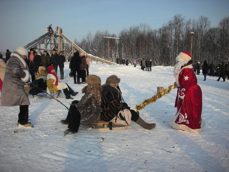 Рождество на Северных Увалах